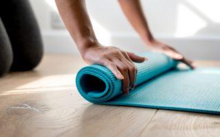 fit mom yoga